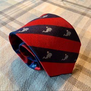 J.Crew Silk Stripe Tie